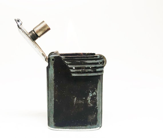1940s Ronson Rama Spin Lighter