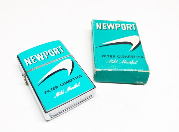 1950s Newport Cigarettes Lighter