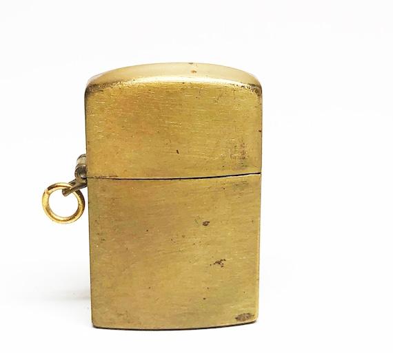 Bullet Shaped Brass Pendant Lighter