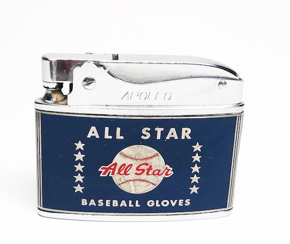 All Star Baseball Gloves 1950s Advertising Lighter