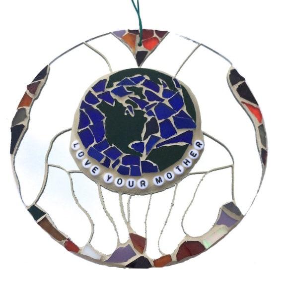 Save The Planet Mother Earth Joygratitude Hope Etsy