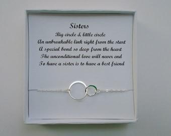 b0b9c8dd1a27a Eternity bracelet | Etsy