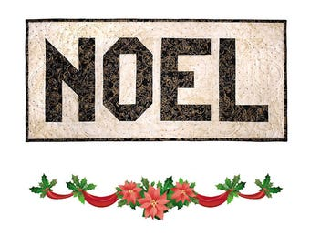 Noel PDF Quilt Pattern