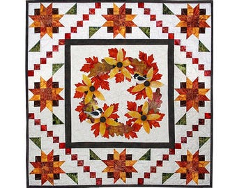Four Seasons - Fall PDF Quilt Pattern
