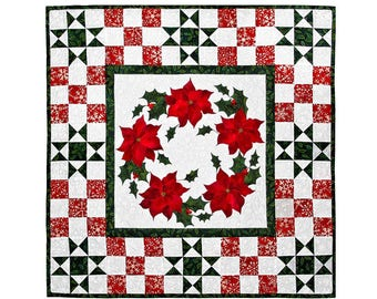 Four Seasons - Winter PDF Quilt Pattern
