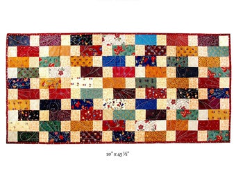 Simply Charmed PDF Quilt Pattern