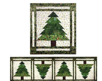 Oh Christmas Tree PDF Quilt Pattern