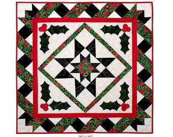 Twisted Ribbon PDF Quilt Pattern