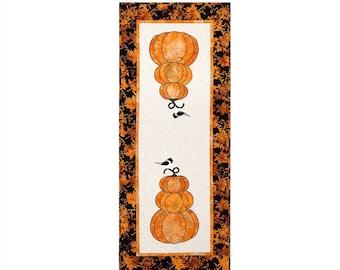 Pumpkin Tower PDF Quilt Pattern