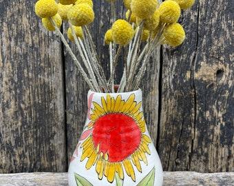 Summer Daydream Vase