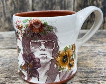 Keith Richards Mug