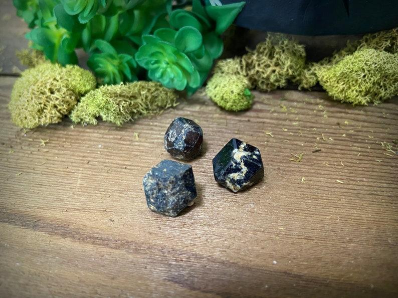 Black Garnet image 0
