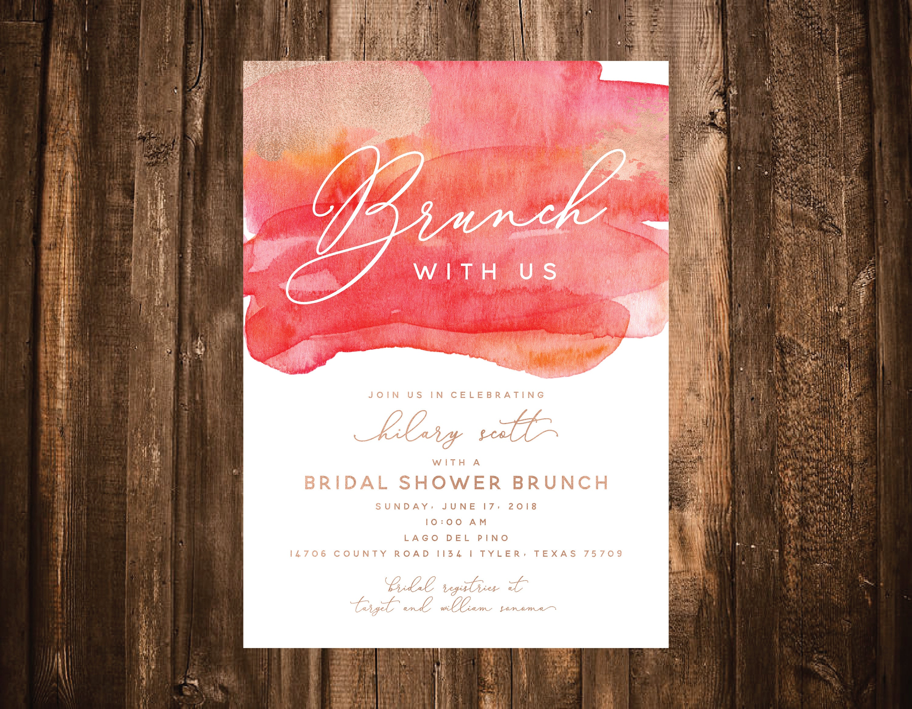 Bridal Shower InvitationsBridal Brunch Invitations | Etsy