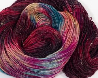 Donegal fingering yarn
