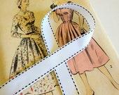"White Saddle Stitch Ribbon, Black and White Grosgrain Ribbon,  5/8"" inch"
