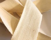 Cotton Twill Tape, Natura...