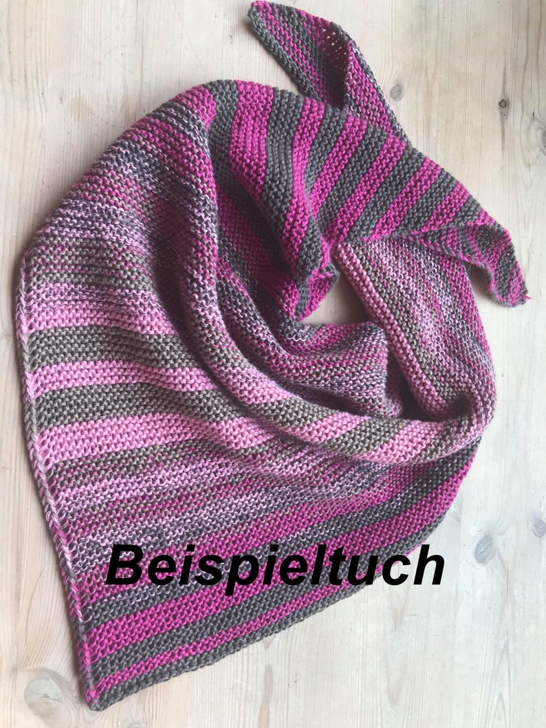 Yarn for a lighthouse cloth Desert Rose by Annegret Germer wrapped by Wollium 5050 CottonPolyacrylic