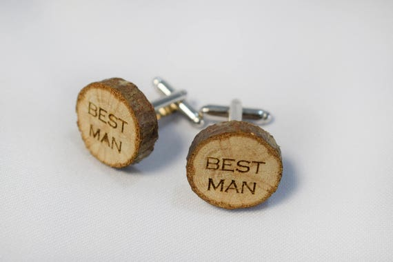 wood cuff links gifts for him men gift under 40 funny handmade whatever quotes snarky sarcasm words wedding What Ever Cufflinks