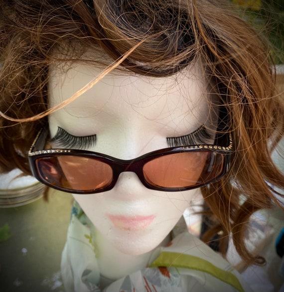 Vintage Prada Mod Wrap Sunglasses - image 1