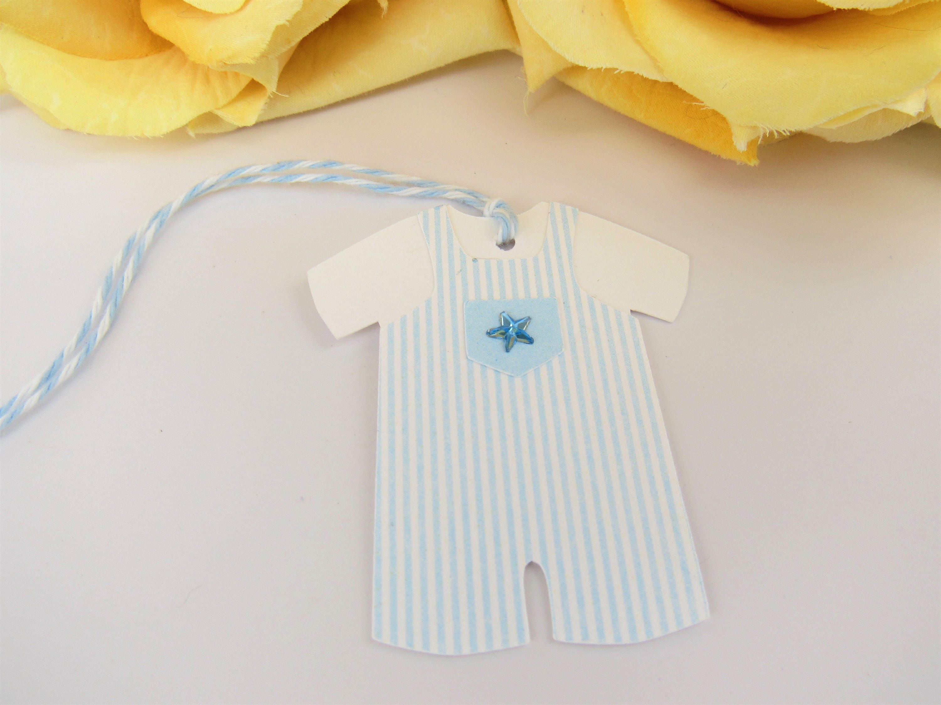 New Baby Gift Tag 10 Baby Boy Shower Tags
