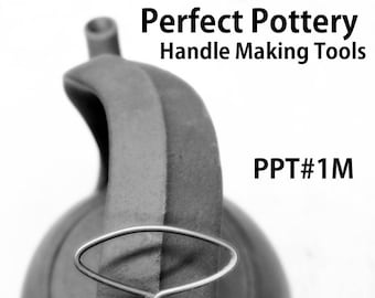 Pottery Handle Tool PPT#1M