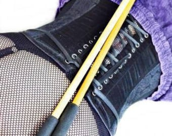 Bundle - Long Cane Set - Delrin and Oak!