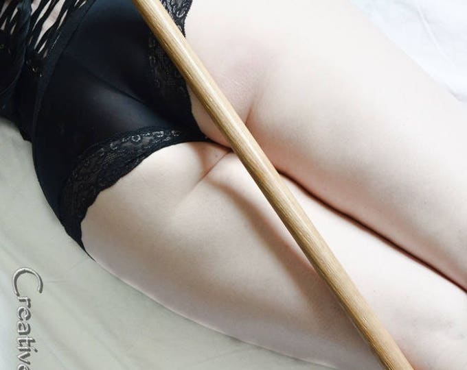 Full Size Ankle and Arm Spreader Bars - Natural Oak - BDSM Sex Toy