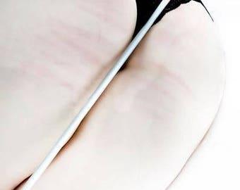 Aluminum Canes, Short and Long - BDSM Spanking Cane