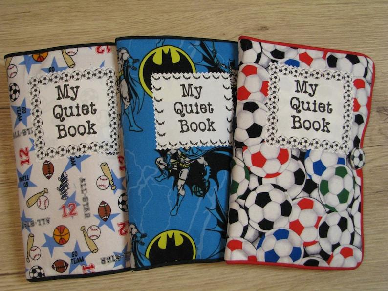 Children/'s Quiet Book
