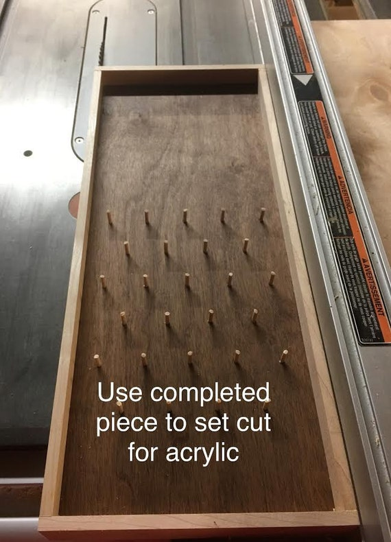 Diy Instructions To Make Your Own Plinko Style Beer Bottle Opener