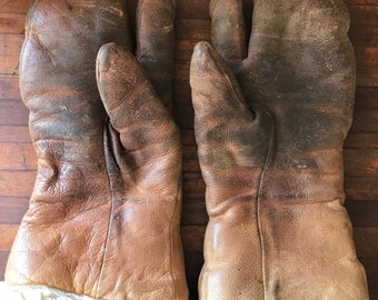 Shearling Lined Gloves