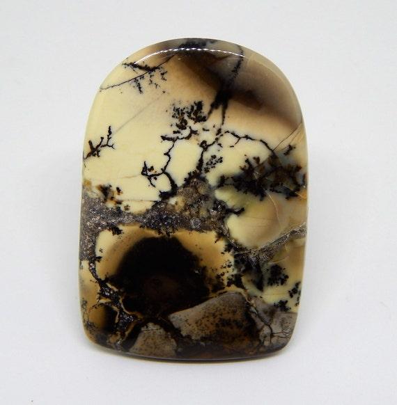 Natural Gemstone Cabochon Stone Cabochon 28 x 18 x 6 mm Moss Agate Stone Oval Agate Moss Agate Cabochon Oval Cabochon