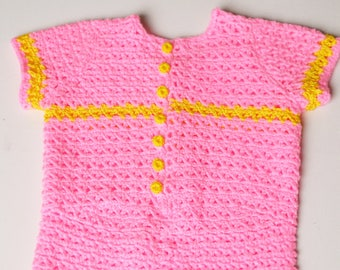 Pink Baby. Size 0/3 months. Birth gift. Ready for dispatch.