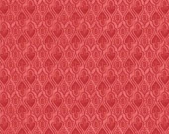 Beautiful Rose Foulard, Autumn Elegance, Studio e, Rich Color (By YARD)~