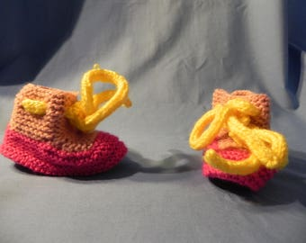 Knit Baby sneakers