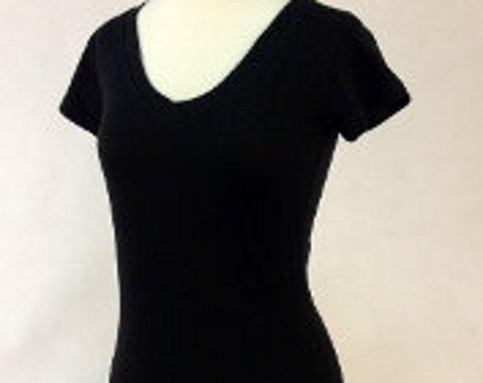 Custom order glitter vinyl women shirt