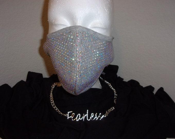 Bling face mask, Social Distancing, Mask,Quarantine Face Mask