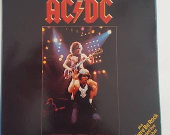 Pyromania original not reproduction Vintage Hair Band Bumper Sticker,1984 Def Leppard 1980/'s Rock N Rock Band