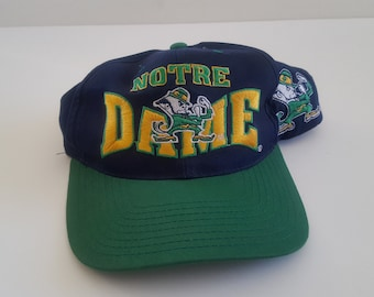 b4747299aded8 Vintage 1990 s used Notre Dame University