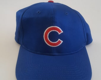 398fb663c1e Vintage 1994 Chicago Cubs baseball cap