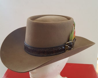 4477f7f8fbd8a Vintage 1980 s XXXXX Stetson Cowboy hat