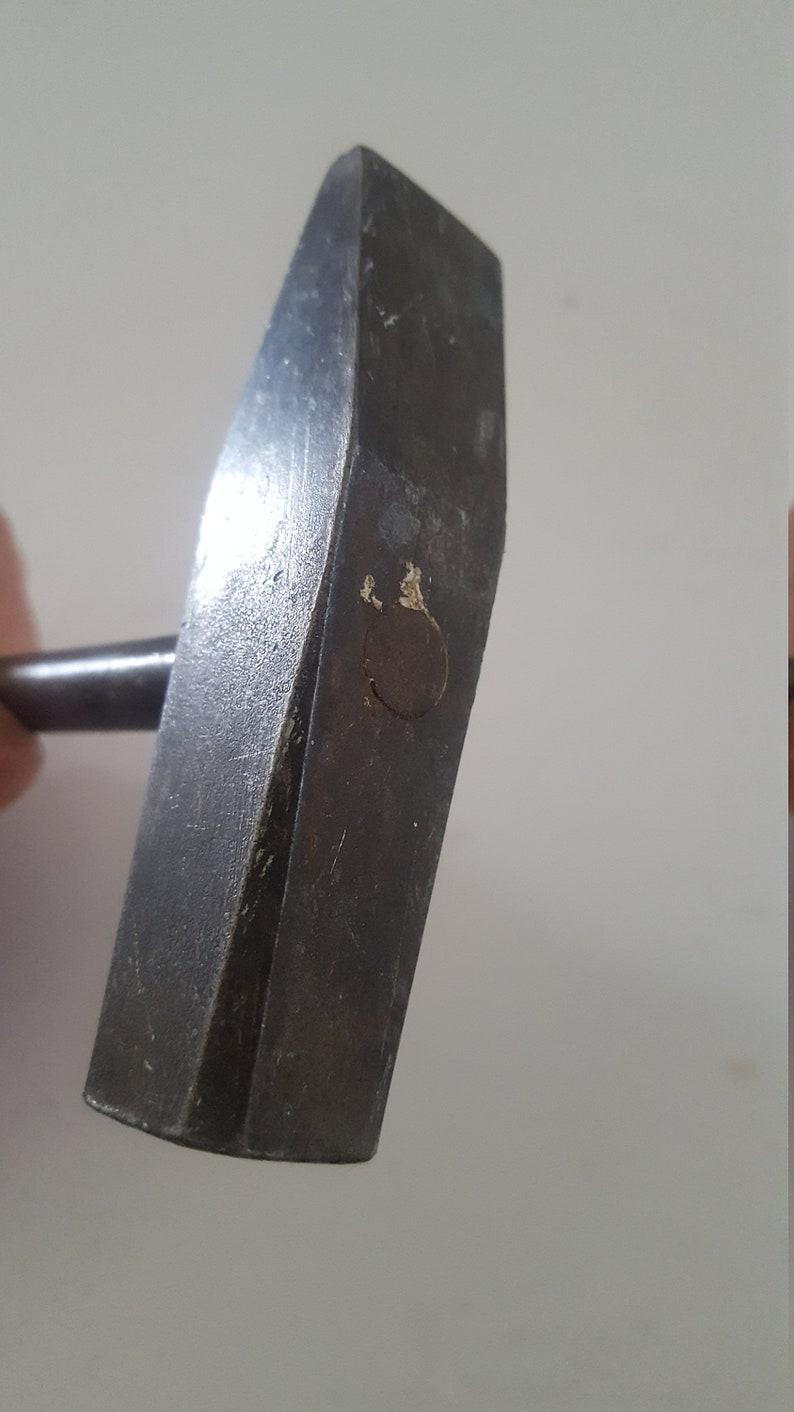 possible shop school project Vintage 1950/'s metalsmith hammerriveting hammer