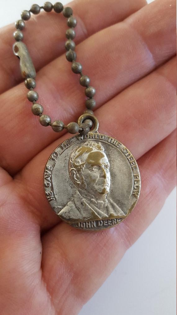 """Vintage 1937 100 year anniversary of John Deere """"H"""