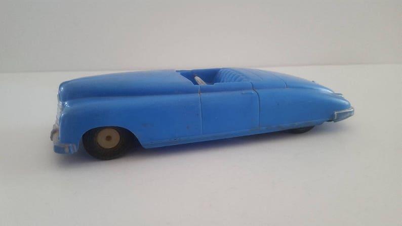 1950 Et Style Caoutchouc PlastiqueCouleur Rare Saunders Voiture BrisePneus Toolamp; Co Die Manque En Pare Années Même Avec N0wm8vn