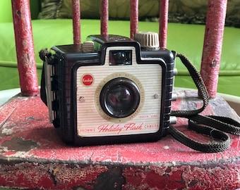 Kodak Brownie Holiday Flash Camera-No. 183-1950s