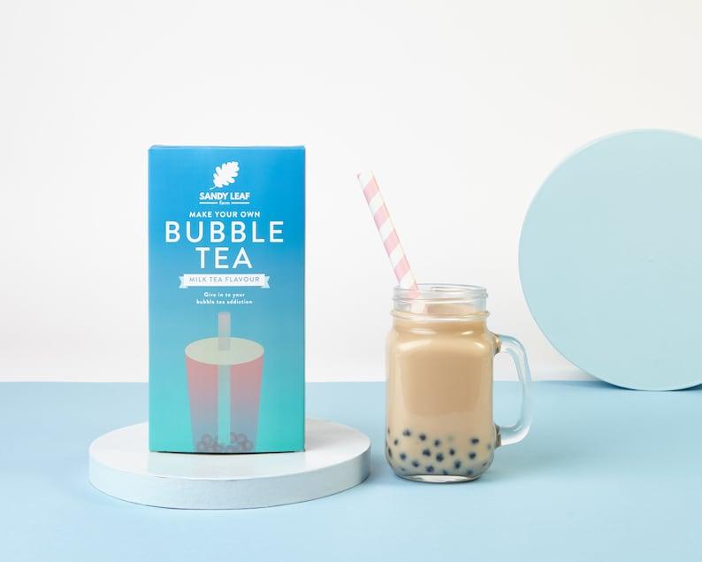 Bubble Tea Kit  Make Your Own Refreshing Bubble Tea image 0