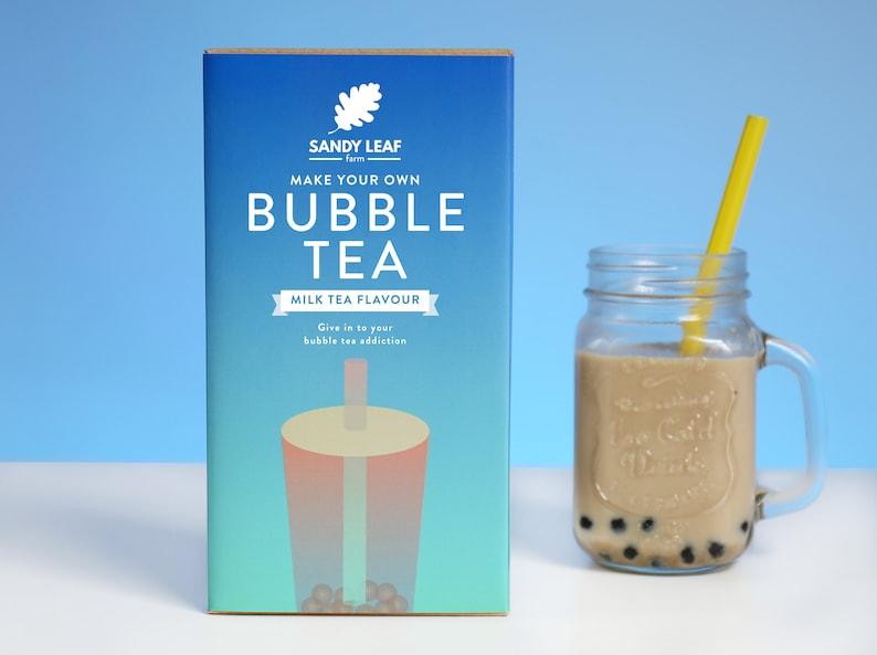d77451fe8b5 Bubble Tea Kit Make Your Own Refreshing Bubble Tea