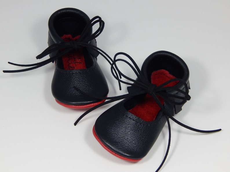 888c9275a68 Red Bottom Louie Baby Shoe  Toddler Red Bottom