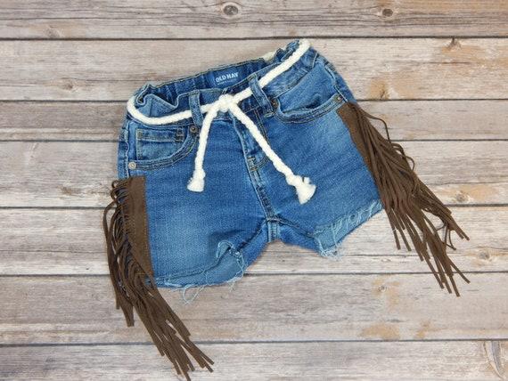 ee27136bc1 Girls Denim Shorts/Baby Girl Shorts/Baby Girl Custom Denim | Etsy