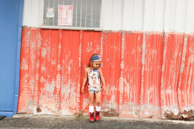 Baby RomperToddler RomperUpcycled RomperGirls RomperInfant RomperMarilyn RomperBaby Girl ClothesBaby ClothesToddler ClothesRompers